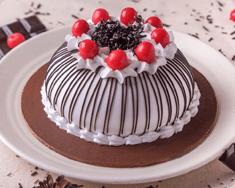 Midnight Delight Cake