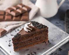 Devil's Delight Pastry