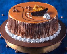 Butterscotch Caramello Cake