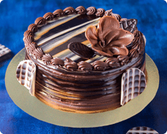 Alpine Chocolate Cake