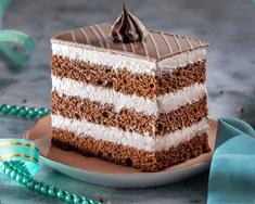 Truffle Chocolate Pastry