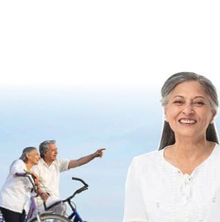 TruHealth Senior Woman-Expert health checkup