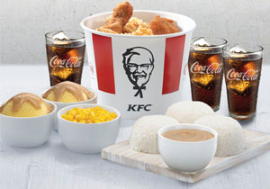 6-pc Bucket Meal