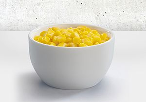 Large Buttered Corn