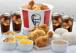 8-pc Bucket Meal