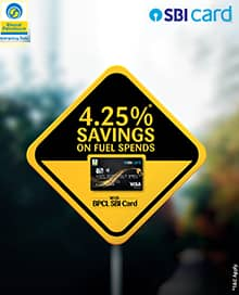 BPCL SBI Card fuel redemption