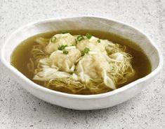 Hong Kong Style Wanton Soup Noodle