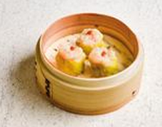 Pork & Shrimp Dumplings (3pcs)