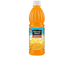 Orange Pulpy Minute Maid