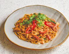 Spicy BBQ Pork Stew Noodle