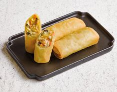 Shredded Chicken Spring Roll (3 pieces)
