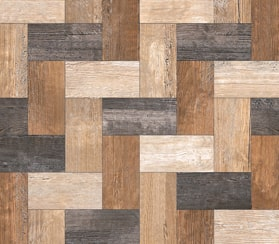 GFT BDF Herringbone Oak Multi