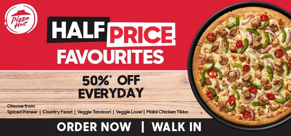 Half Price Favourites