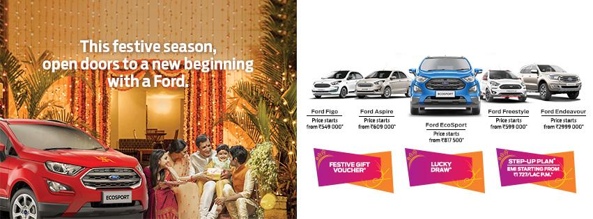Ford Festive Season
