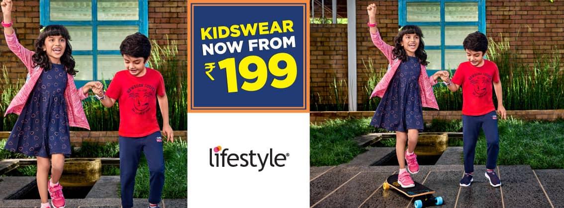 Lifestyle - Kidswear