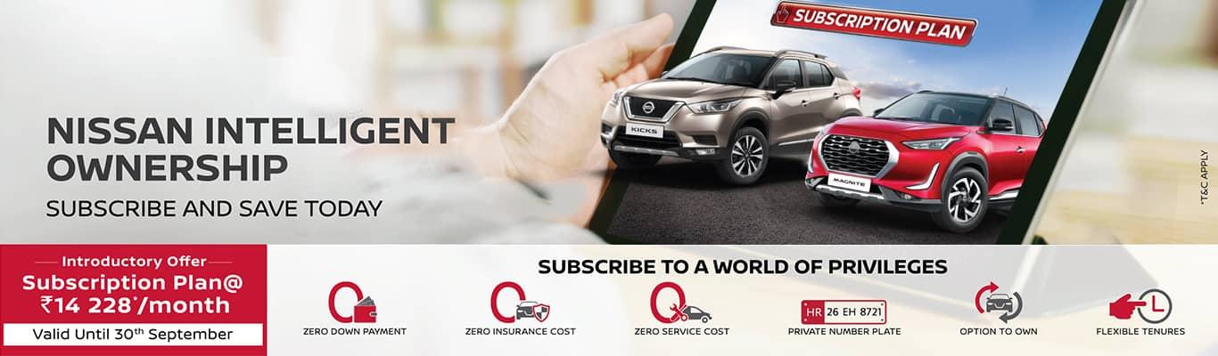 Car Subscription Plans