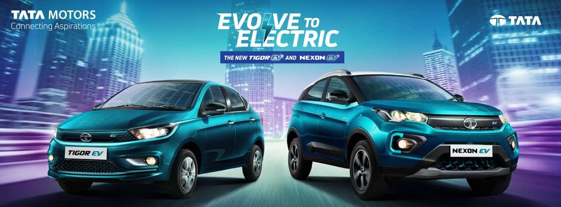 Tata Motors - Ev Nexon