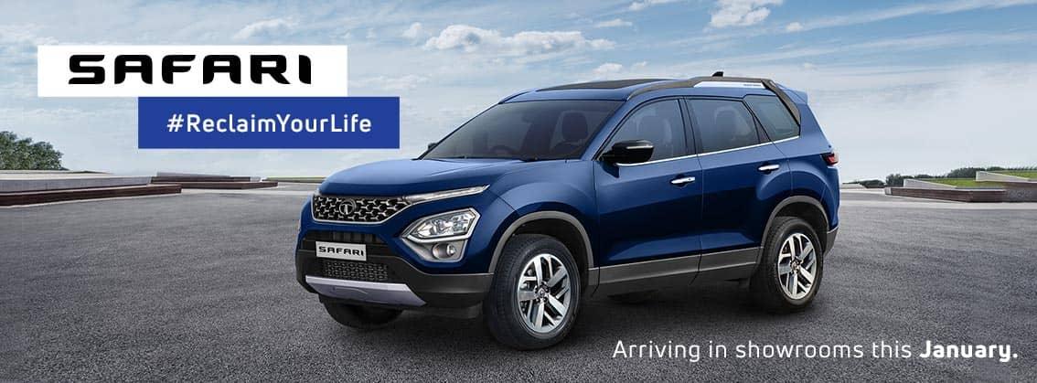 Tata Motors - Safari