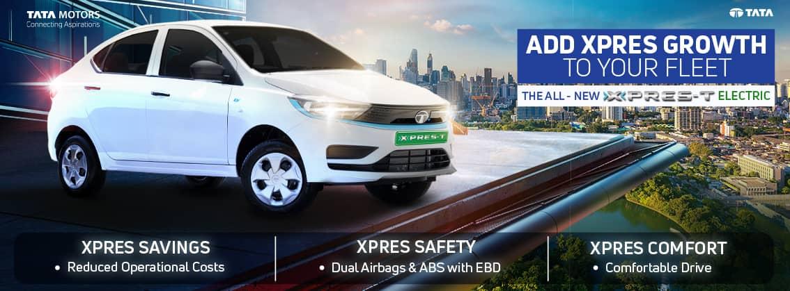 Tata Motors - Add Xpress Growth