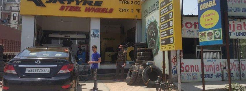 Jk Tyre Steel Wheels, Tyre2go