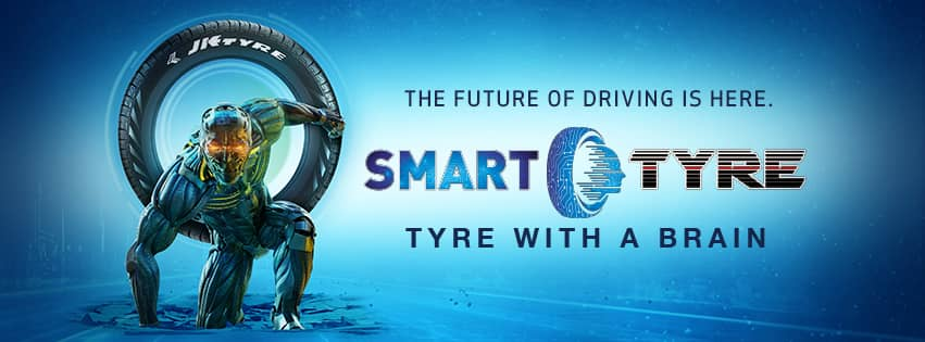 Smart Tyre, Tyre with a brain