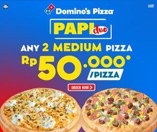 Paket Pizza Duo