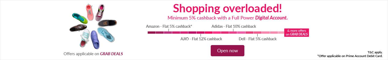 Shopping Overloaded!