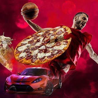 Food And Gaming Fiesta