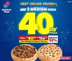 2 Pizza 40k / Pizza