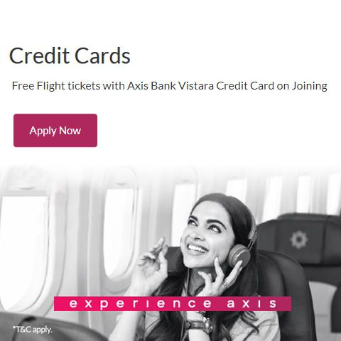 Credit Card Online Application