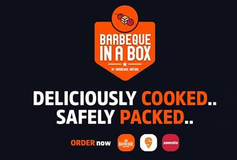 Barbeque Nation In A Box
