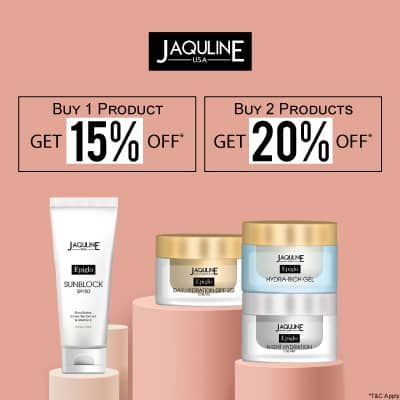 Jaqulineusa Epiglo- Pamper Your Skin With The Goodness Of Epiglo Hydration Heroes Available At 'upto 20% Off' Deal
