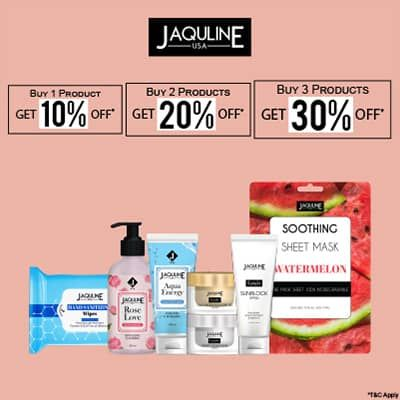 Jaqulineusa- Pamper Your Skin With The Goodness Of Jaqulineusa Hydration Heroes Available At This Crazy Deal