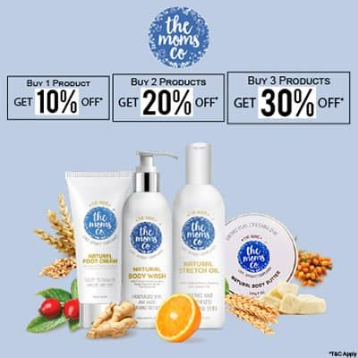 The Moms Co- Avail Knockout Deal Of The Month-on The Moms Co Skincare Must-haves