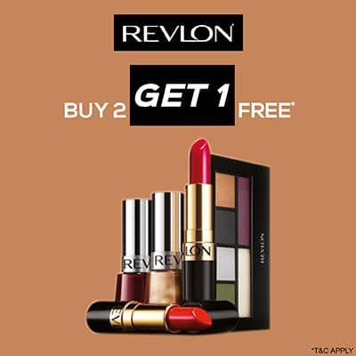 Revlon- Embrace Your Inner Diva By Grabbing Great Savings On Revlon Cult Favourites