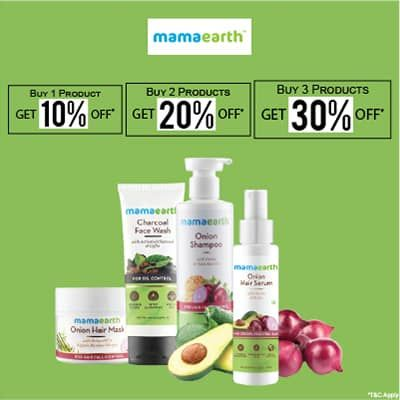 Mamaearth- Bag High Performance Skincare Bff's From Mamaearth At This Outstanding Deal