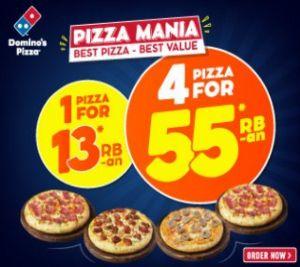 4 Pizza Mania 55k