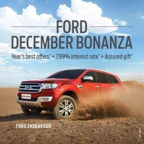 Ford December Bonanza