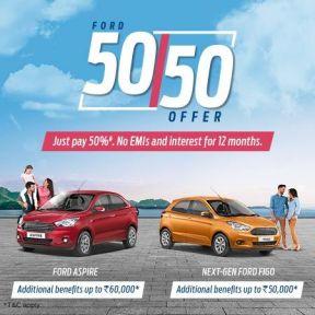 Ford 50/50 Offer