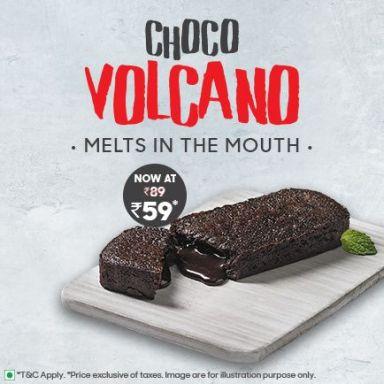 Choco Volcano