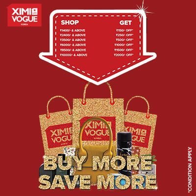Buy More Save More Upto Rs 2000