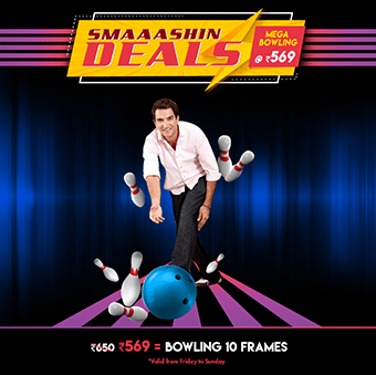 Mega Bowling-weekends