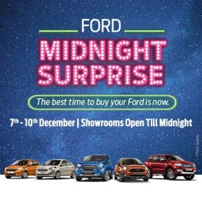 Ford Midnight Surprise