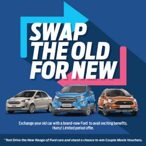 Swap The Old For New