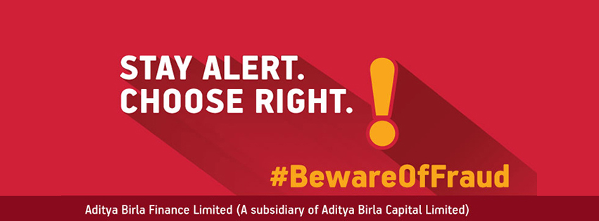 Visit our website: Aditya Birla Finance Ltd