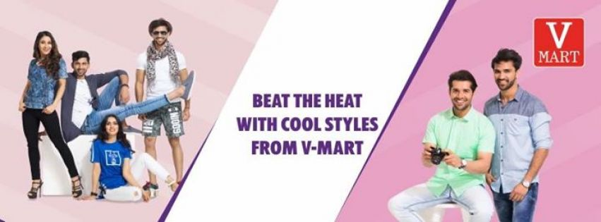 Visit our website: V-Mart - Meerut