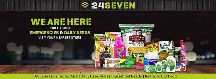 24Seven - Connaught Place, New Delhi