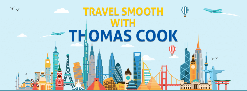 Visit our website: Thomas Cook Ltd - Hazrat Ganj, Lucknow