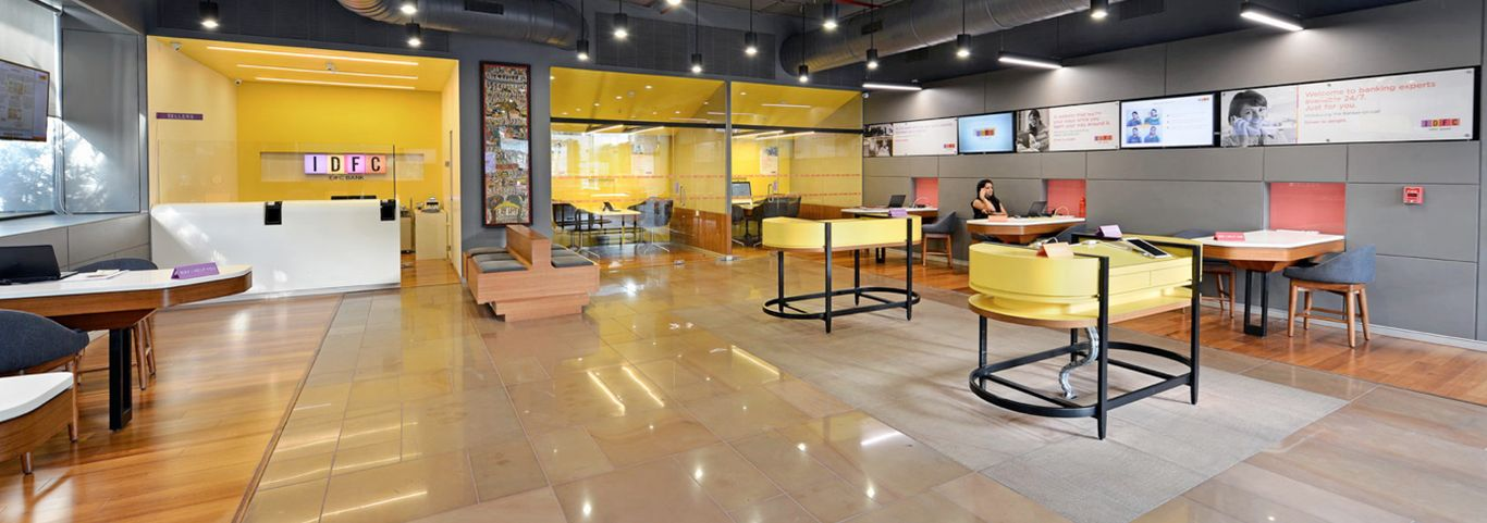 IDFC FIRST Bank - Janakpuri, New Delhi