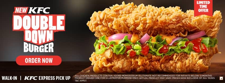 Visit our website: KFC - Nehru Place, New Delhi